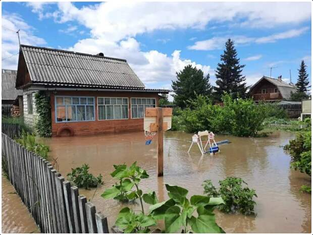 Строительство защитного сооружения на реке Китой в сотни раз превышает возможный ущерб от подтопления