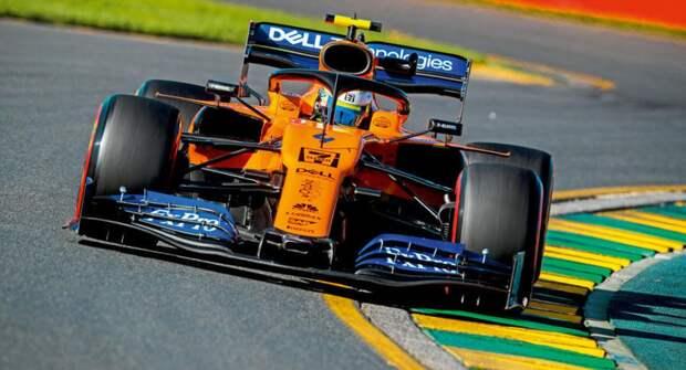 Ландо Норрис подписал контракт с командой McLaren F1 на несколько лет