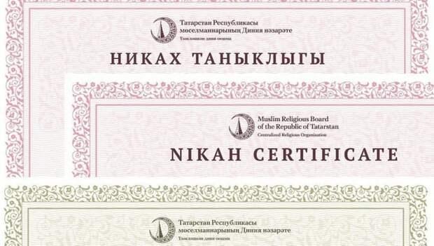 Духовные организации мусульман России намерены создать базу данных о религиозных браках