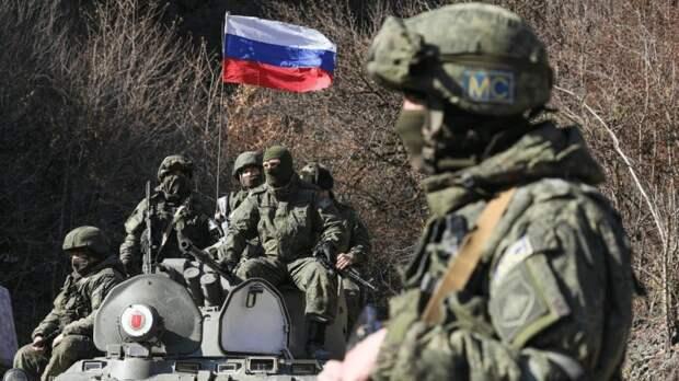 Российские миротворцы – атланты мирного неба в Карабахе