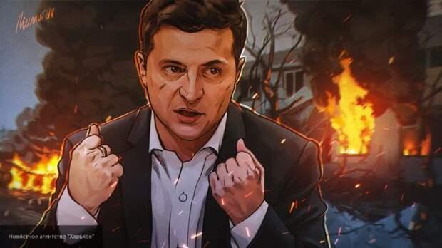 Корнилов: Киев ведет выгодную США политику по эскалации конфликта в Донбассе