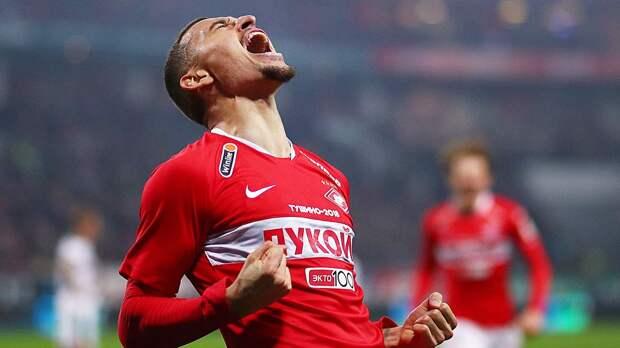 В Швеции утверждают, что «Спартак» хочет получить за Ларссона не меньше 15 млн евро