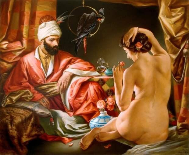 Секс, султан и скандалы: как утехи сгубили Ибрагима I и почему его прозвали «Безумным», изображение №5