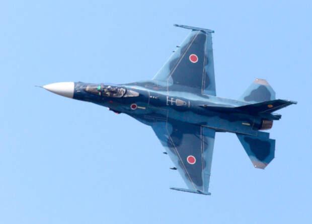 Разработка японского истребителя начнется в 2020 году
