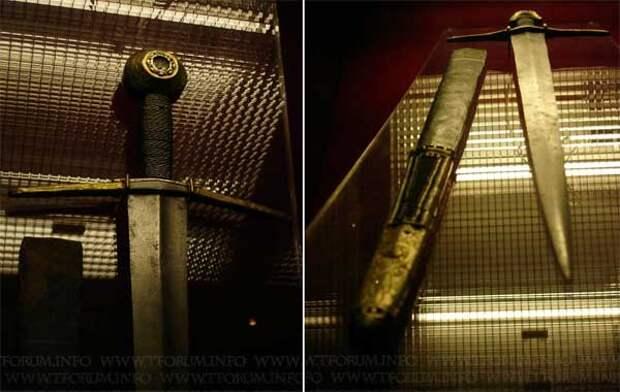 меч Довмонта
