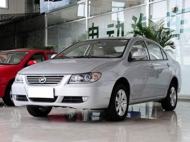 В Китае продали новых легковых автомобилей в 8 раз больше, чем в России