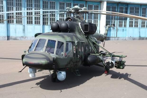Вертолеты для армейского спецназа начнут поставлять в 2021 году