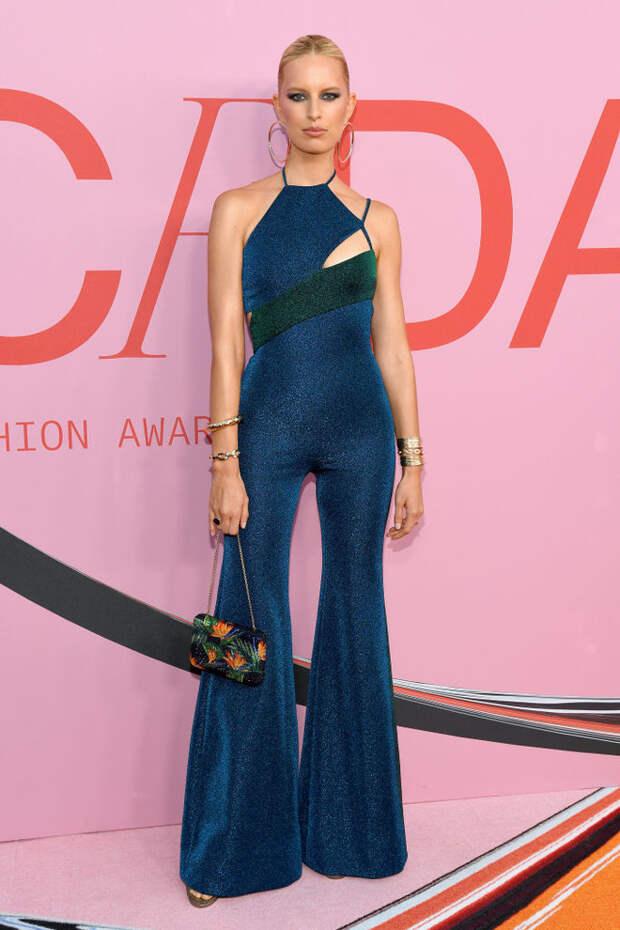 Сенсационно: 23 сексуальные супермодели на премии CFDA Fashion Awards (фото 8)