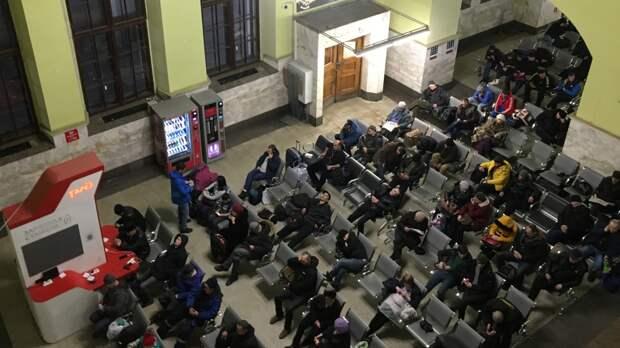 В УВД на транспорте не подтвердили информацию о «минировании» вокзалов в Москве