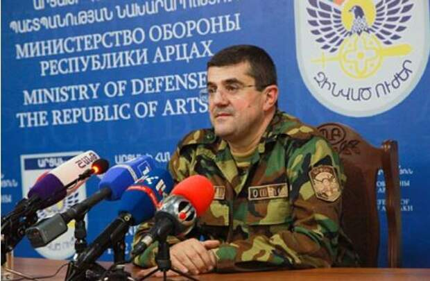 Президент Карабаха собрался на передовую