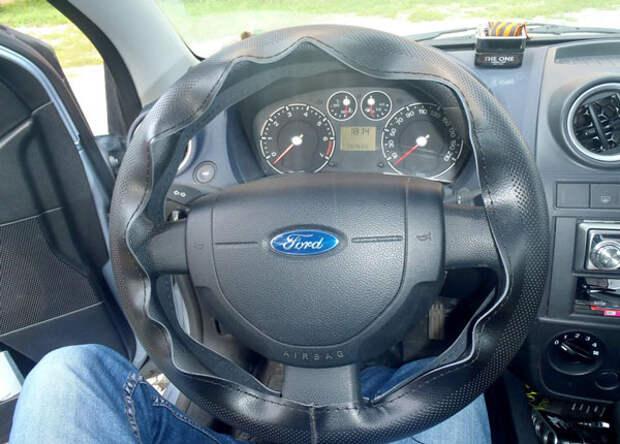 оплетка на руль для самостоятельной перетяжки