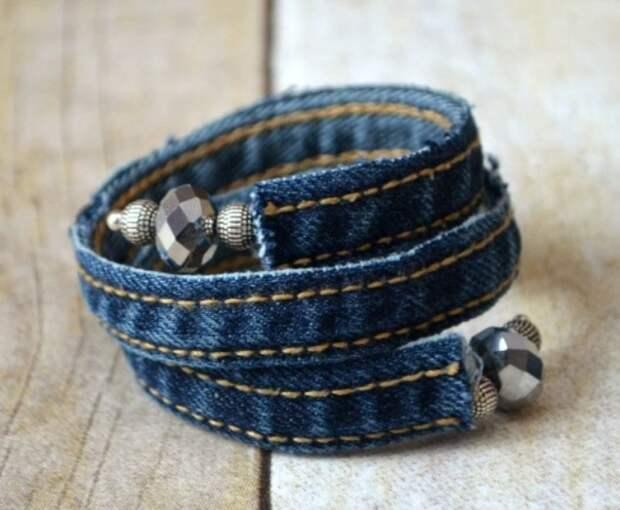 Что сделать из джинсовых обрезков — 5 мастер-классов