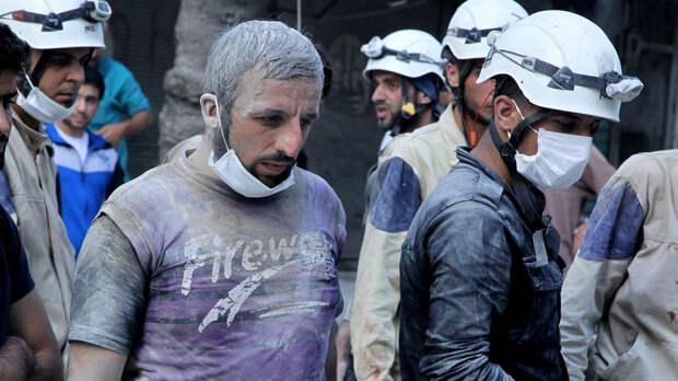 Новая провокация «Белых касок» может стоить жизни мирным сирийцам