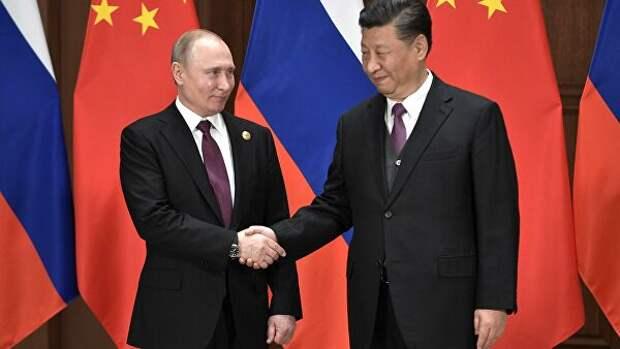 Дипломатический треугольник США-Китай-Россия