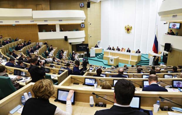 Матвиенко рассказала, как добиться эффективной реализации послания Путина