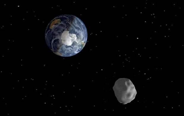 Астрономы предупредили о приближении к Земле трех крупных астероидов