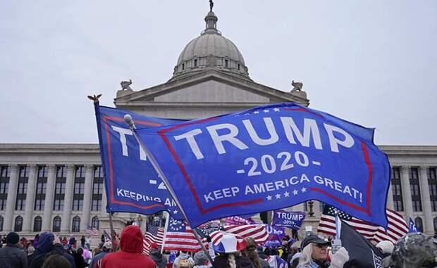 «Великолепная кампания Трампа только начинается»