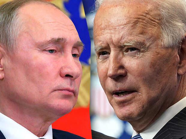 Политолог Грецкий: Новой стратегии в отношении России у Байдена нет