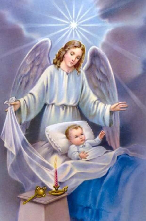 Общение с Ангелом-Хранителем