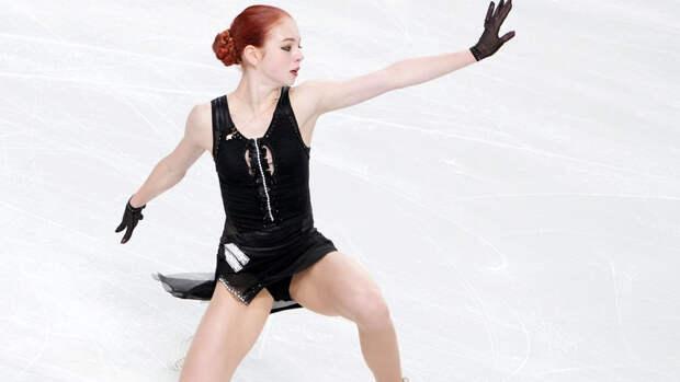 Трусова снялась с этапа Кубка России из-за проблем со здоровьем