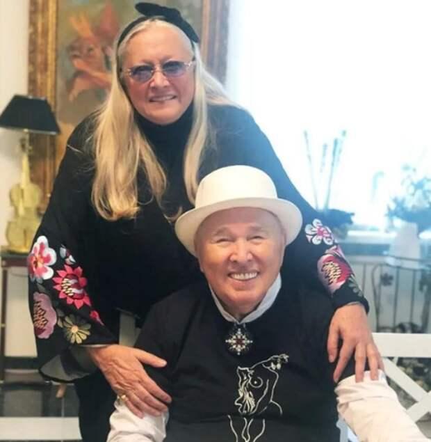Его сиятельство! Татьяна Михалкова показала редкое фото с Вячеславом Зайцевым
