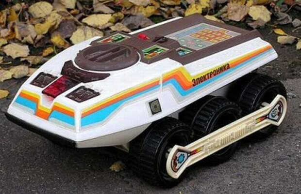 Игрушки 80-90-х годов (50 фото)