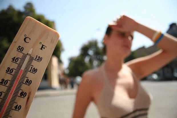 В 37% смертей от аномальной жары обвинили глобальное потепление