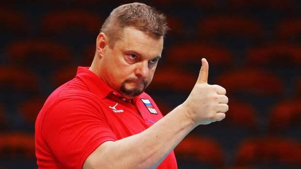Российский тренер Алекно может возглавить сборную Ирана по волейболу. С Россией он выигрывал ОИ-2012