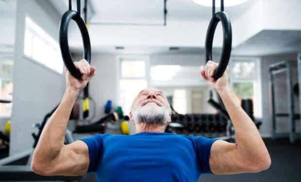 Спортивные тренировки и питание после 50