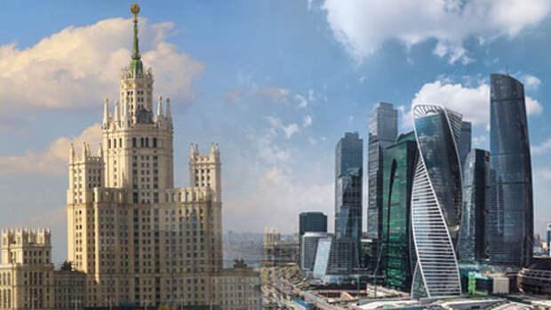 От царских времён до наших дней. Квартиры в московских домах