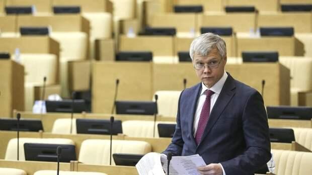 Депутат Государственной думы РФ Валерий Гартунг