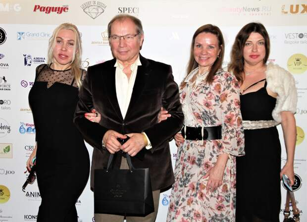 В пятизвездочном отеле Марриотт Москва Гранд прошла шестая премия The Beautiful People Awards