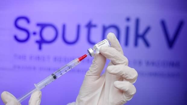 Депутат горсовета Белграда Влк прошла полный цикл вакцинации «Спутником V»