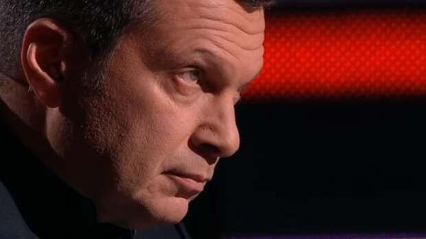 Соловьев рассказал о последствиях, которые грозят Зеленскому по итогам его срока