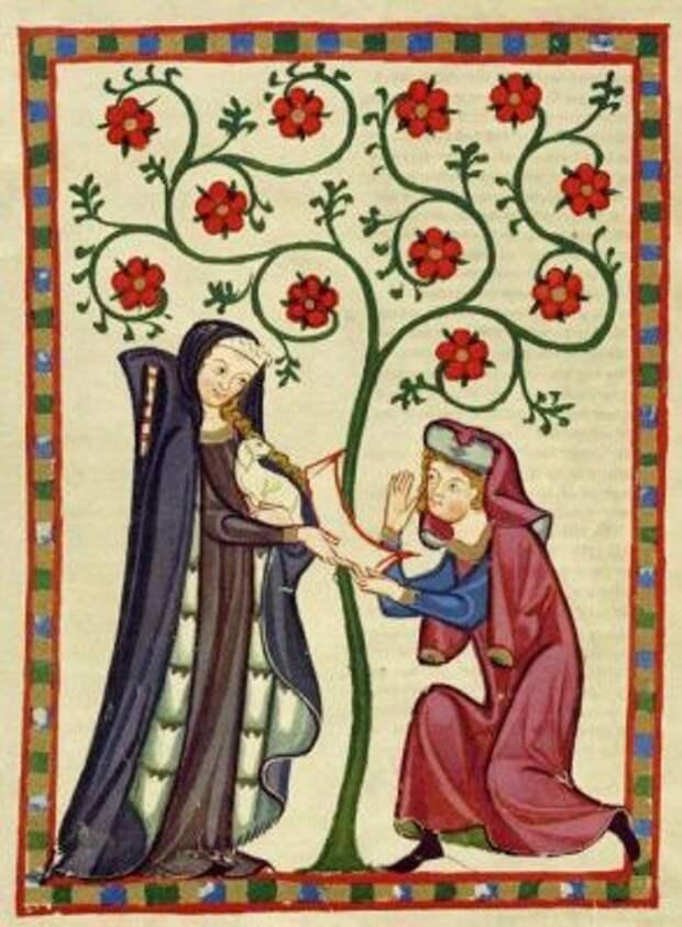 НАСАЖДЕНИЕ ЗАПАДНОЙ МЕРЗОСТИ... Культ поклонения «Прекрасной Даме» впервые в истории в Успенском соборе Кремля