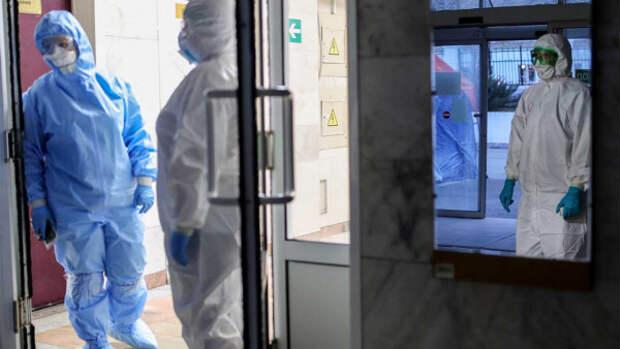 В Севастополе зафиксирован новый случай коронавирусной инфекции