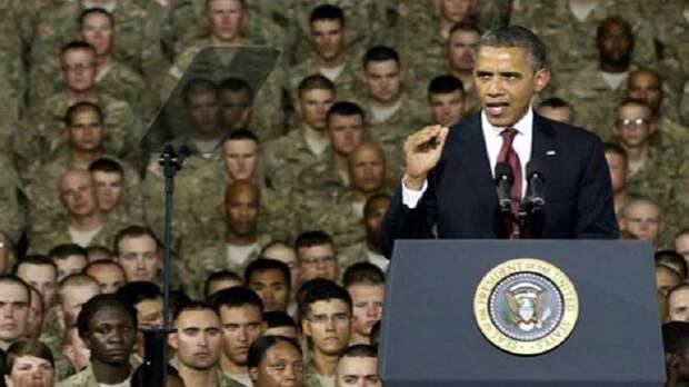 Москва считает Барака Обаму «никчемным» главнокомандующим.