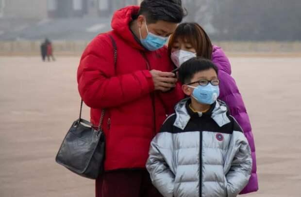 Китай показал самый медленный рост населения задесятилетие