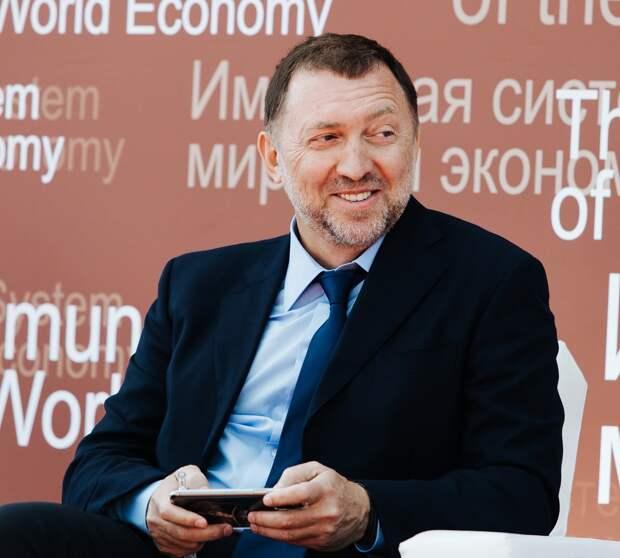 Дерипаска прокомментировал слова Мишустина о жадном бизнесе