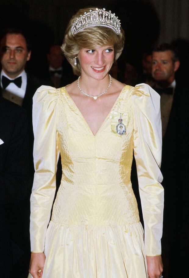 Обзор образов: Принцесса Диана