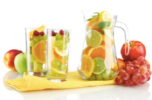 Домашний лимонад: вкуснее и полезнее магазинного