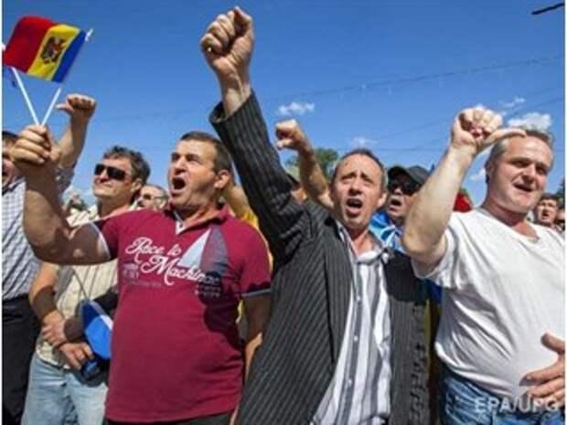 Молдавская оппозиция готовит майдан