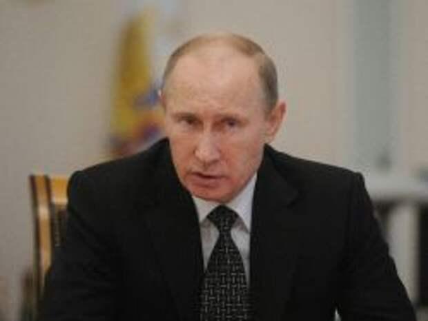 Новость на Newsland: Путин: РФ продолжит готовить сотрудников для спецслужб СНГ