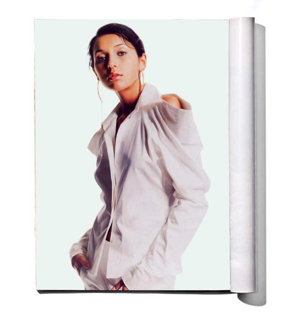 Алсу для Harper's Bazaar, апрель 2001