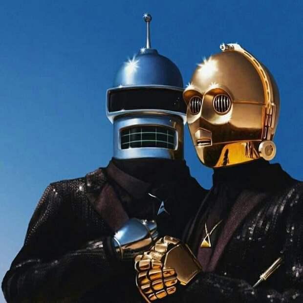 Daft Punk завязали