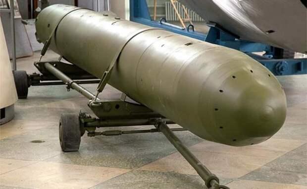 Россия испытала гигантскую ядерную торпеду