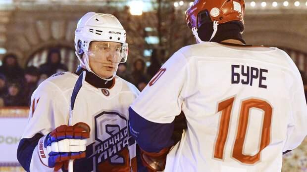 Буре оценил хоккейные навыки Путина: «Он просчитывает игру на несколько ходов. Это уникально»