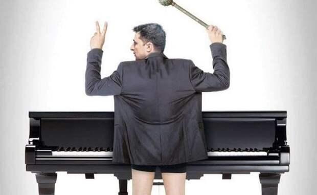 Телеведущая о ЗЕ: Сыграл половым членом на рояле — это навсегда