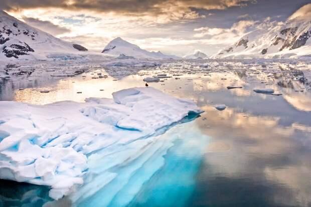 За 23 года Земля потеряла 28 триллионов тонн льда