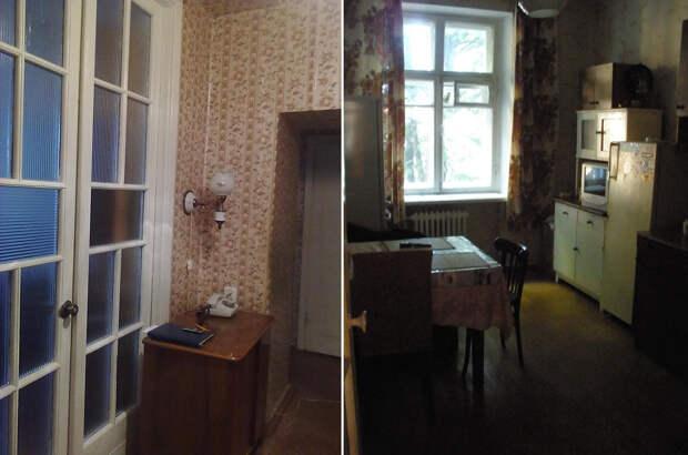 Страшная и ужасная советская мебель.